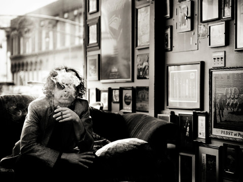 portrait tim kile musician