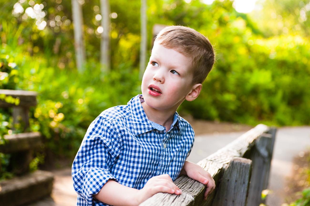 natural light childrens portraits